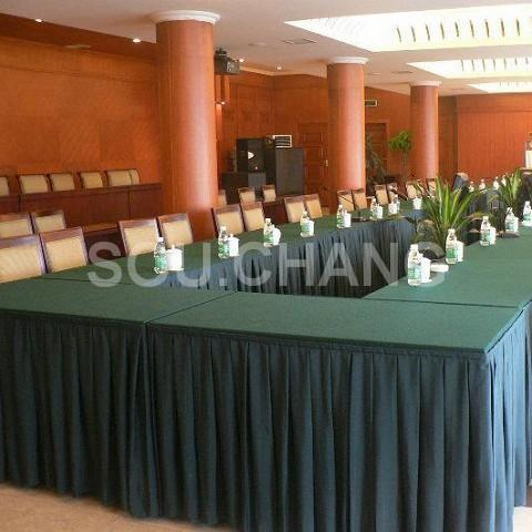 宴會廳/會議桌 桌裙